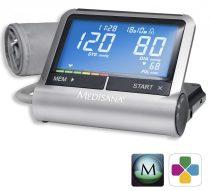 """MEDISANA CardioCompact felkaron működő """"okos-vérnyomásmérő"""" beépített ébresztőórával"""