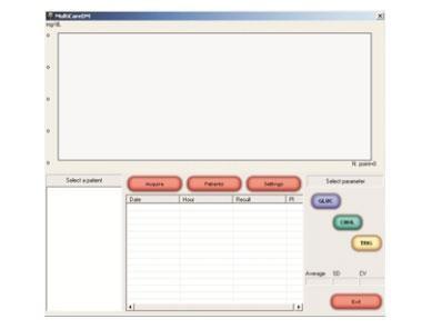 Multicare IN szoftver és adatátviteli kábel