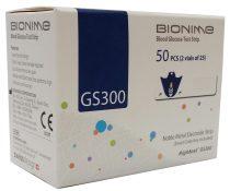Bionime vércukor tesztcsík