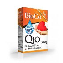BioCo Vízzel elegyedő Q10 50 mg B1-vitaminnal 30db