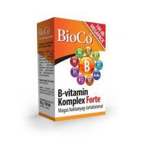BioCo B-vitamin Komplex Forte 100db