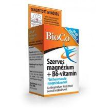 BioCo szerves Magnézium+B6-vitamin MEGAPACK 90db