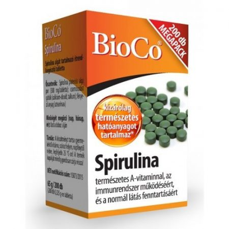 BioCo Spirulina MEGAPACK 200db