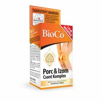 BioCo Porc&Izom Csont Komplex kondroitinnel MEGAPACK, 120 db