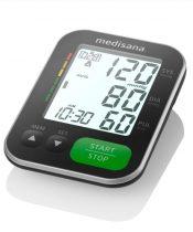 MEDISANA BU 565 Felkaros vérnyomásmérő, fekete