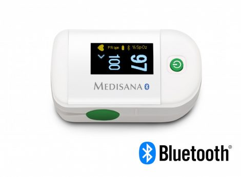 MEDISANA PM 100 Connect Pulzoximéter