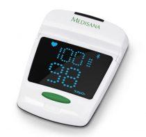 MEDISANA PM 150 Pulzoximéter Bluetooth adatátvitellel