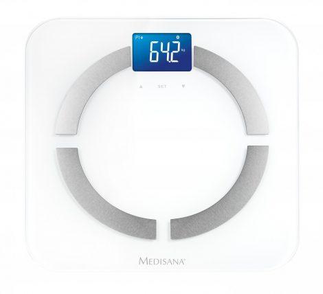MEDISANA BS430 Testösszetétel elemző monitor Bluetooth-al