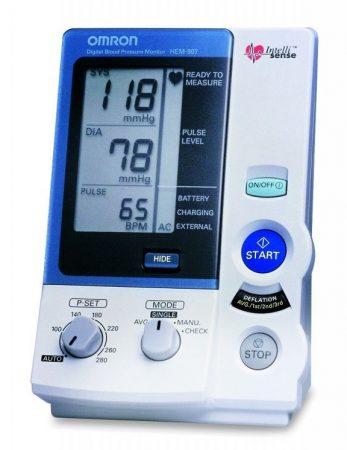 OMRON HEM-907 Klinikai professzionális vérnyomásmérő