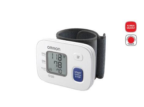 OMRON RS2 Intellisense csuklós vérnyomásmérő