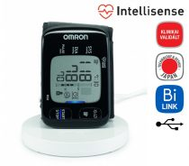OMRON RS8 okos csuklós vérnyomásmérő