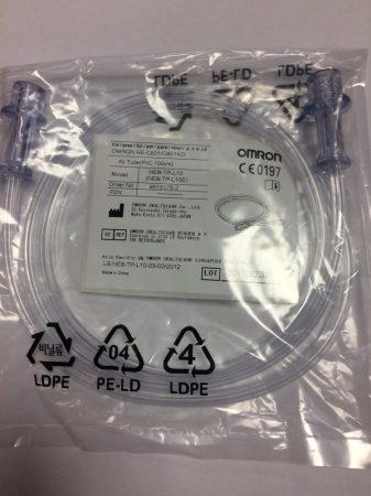 OMRON PVC levegőcső (C28P,C29,C30, C801, C801KD, C900 inhalátorhoz) 100cm