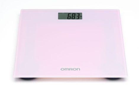 OMRON HN-289 digitális személymérleg