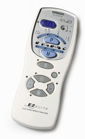 OMRON E2 Elite izom- és idegstimulátor