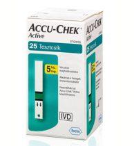 Accu-Chek Active tesztcsík 25db