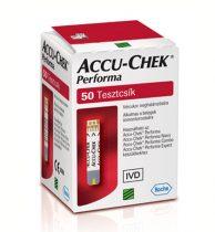 Accu-Chek Performa tesztcsík 50db