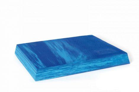 SISSEL Balancefit kétoldali egyensúlyozó párna (50x41x6cm) - kék