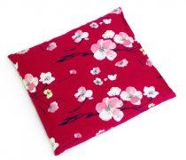 SISSEL cseresznyemagos párna - cseresznyevirágos