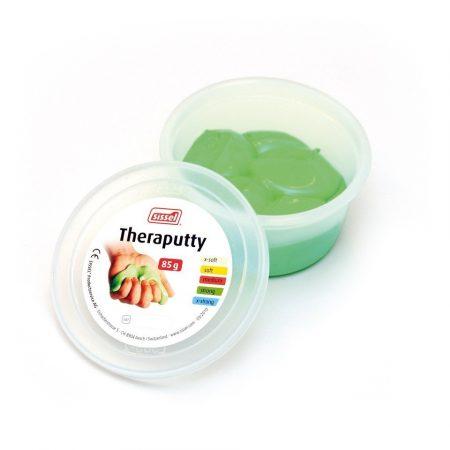 SISSEL Flex terápiás gyurma - erős (zöld)