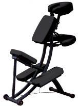 SISSEL hordozható terápiás szék - fekete