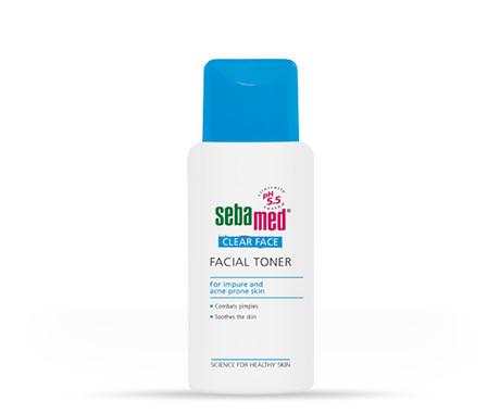 SEBAMED Clear Face mélytisztító arclemosó tonik 200ml