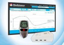 Medistance Vércukor, koleszterin, trigliceridszint gondozáshoz készülékcsomag