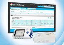 Medistance EKG gondozáshoz készülékcsomag