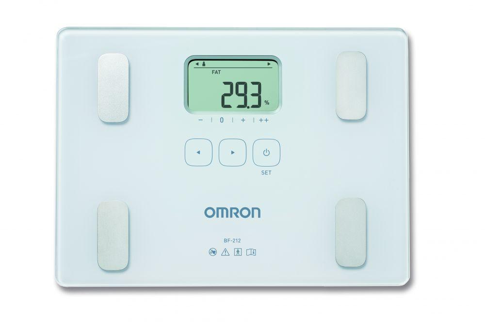 OMRON BF212 testösszetétel-elemző mérőkészülék